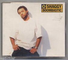 SHAGGY Boombastic - 6 tracks CD - buone condizioni
