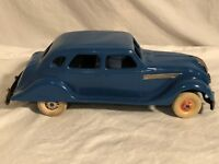 Kingsbury Toys Chrysler Airflow Wind Up Toy Car