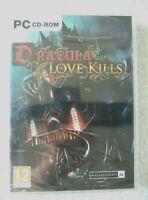 39729 - Dracula Love Kills [NEW / SEALED] - PC (2011) Windows XP MTF000413-1