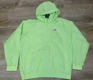 Nike Sportswear Heritage Windrunner Jacket Hooded Men's SZ XXL DA2492-399 NWT
