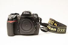 Nikon D D300 12.3MP Digital SLR Camera - Black
