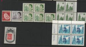 Canada error stamps mint original gum never hinged