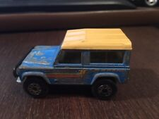 Car~Matchbox Land Rover Ninety Rare Vintage