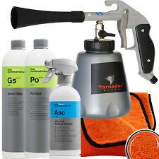Tornador Black Z-020S Reinigungspistole + Koch Chemie Reiniger & Orange Baby