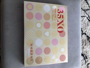 Morphe Palette 35XO Natural Flirt Brand New