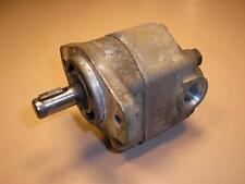"Case Ingersoll Tractor Mower 446 Hydraulic Oil Pump - 9/16"" Shaft"
