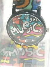 Watchitude - UP THA MUSIC -  #659 Collectors' Watch Quartz MSRP $40