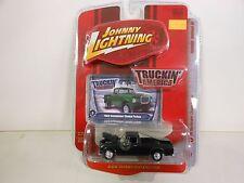 Johnny Lightning 1960 Studebaker Champ Pickup Green (Die-cast-1:64 Scale)