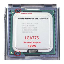 Intel Xeon X5450 3 GHz Quad-Core LGA 775 125W  Processor no adapter