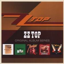 ZZ Top - Original Album Series (2012) 5 CDs - original verpackt - Neuware