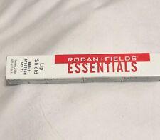 Rodan and Fields ESSENTIALS Lip Shield Broad Spectrum SPF 25 2 Tubes .15oz Each