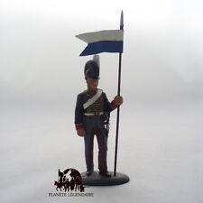 Figurine Del Prado Cavalier Artillerie Montée G.-B. 1814 Anglais DELPRADO