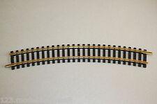 Fleischmann 6025 gebogenes Gleisstück R=357,5 Spur H0