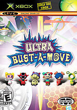 Ultra Bust-A-Move (Microsoft Xbox, 2004) - Complete
