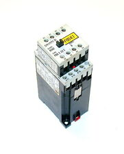 SQUARE D MOTOR STARTER RELAY 20 A MODEL 8502PDD210E    8502P2D22  (5 AVAILABLE)