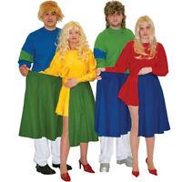 HIRE - 80's Eurovision Buck's Fizz Costumes inc wigs
