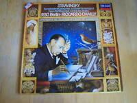 33 tours stravinsky symphonie de psaumes