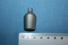 ORIGINALE VINTAGE ACTION MAN ultimo problema bottiglia di acqua in plastica Grigio cb23877