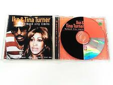 IKE & TINA TURNER NUTBUSH CITY LIMITS CD 1996