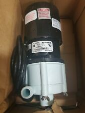 Little Giant 4-MD Series 582002 In-Line 1/12 HP Magnetic Drive Pump 115v