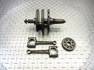 2006 06-09 Suzuki Boulevard C50 VL800 OEM Crankshaft Connecting Rods Gear Lot