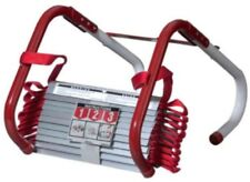 13 Ft. Fire Escape Ladder 2 Story Tangle-Free Bedroom Window Home Safety New