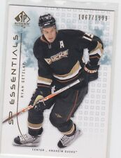 09/10 SP AUTHENTIC...RYAN GETZLAF...SP ESSENTIALS...1067/1999...#147...DUCKS