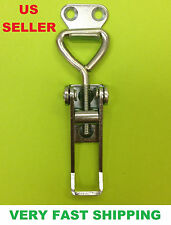 Steel Draw Small Toggle Latch Catch For Case Box Chest Safety Hardware #34000131