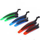 Cycling Mountain Bike Bicycle Front Rear Mudguard Fender Mud Guard Set