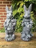 Mr & Mrs Peter Rabbit Latex ONLY Mould/Mold (CHARACTER4)