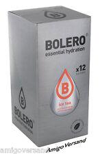Bolero Drinks Ice Tea Peach Iced Tea (Peach) - 12 Sachets for 18-36 Litre