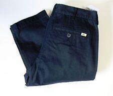 Lacoste Mens Slim Fit Chino Pant Navy Blue Sz 34 - NWT