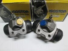 Coppia cilindretti freno posteriori Renault super 5, 1.0, 1.1, 1.4   [6540.17]