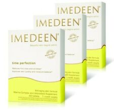 IMEDEEN TIME PERFECTION 360 tablets, 6 month supply GENUINE, WORLDWIDE SHIPPING