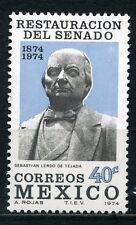 MEXICO 1974 Senato ANNIV TIMBRO Nuovo di zecca