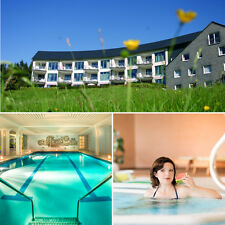 Wellness Kurzurlaub im Sauerland 3 Tage 4★ Hotel Kurzreise Urlaub Wandern 2 Pers