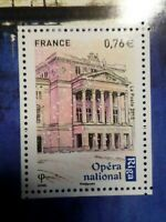 FRANCE, 2015, timbre 4941 CAPITALES EUROPEENNES, RIGA, THEATRE OPERA neuf**, MNH
