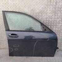 BMW 7 SERIES E65 E66 Door Front Right O/S Toledoblau Toledo Blue Blau Metallic