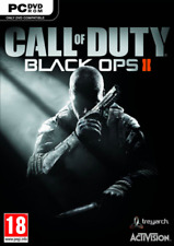 Call of Duty Black Ops II 2 - Steam / PC Game - COD - New / FPS / Zombies