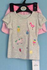BNWT M&S Bebé Niñas Pijamas, Pjs, SHORTIES la edad de 9-12 meses