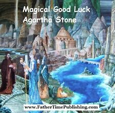 Magical Good Luck Agartha Stone To Help Us Win Money Love Success Lottery Prize