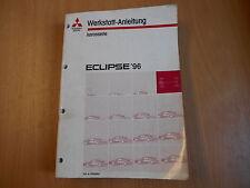 Reparaturanleitung Werkstatthandbuch Mitsubishi Eclipse 1996 (Hauptbuch)