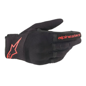 Alpinestars Copper Black / Red Lightweight Motorcycle/Motorbike Summer Glove