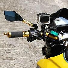 Gold Color Custom For Honda GROM MSX125 Motorcycle Handlebar Rubber Hand Grips