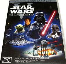 STAR WARS: Episode V [5] - The Empire Strikes Back DVD LIKE NEW RARE TOP 250 R4