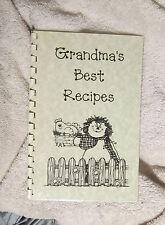 Grandma's Best Recipes Johnson's Bakery Duluth MN Karen Ross Jennifer Bobby