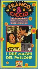FRANCO E CICCIO - I DUE MAGHI DEL PALLONE (1970) VHS