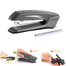 Bostitch Ascend 3 In 1 Stapler With Integrated Remover Amp Staple Storage Gray