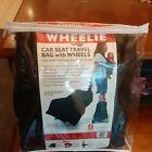 J.L.+Childress++Wheelie+Deluxe+Car+Seat+Travel+Bag%2C+Black