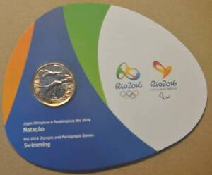 SWIMMING 2012 Brazil, 2016 Rio Olympic and Paraolympic Games BU